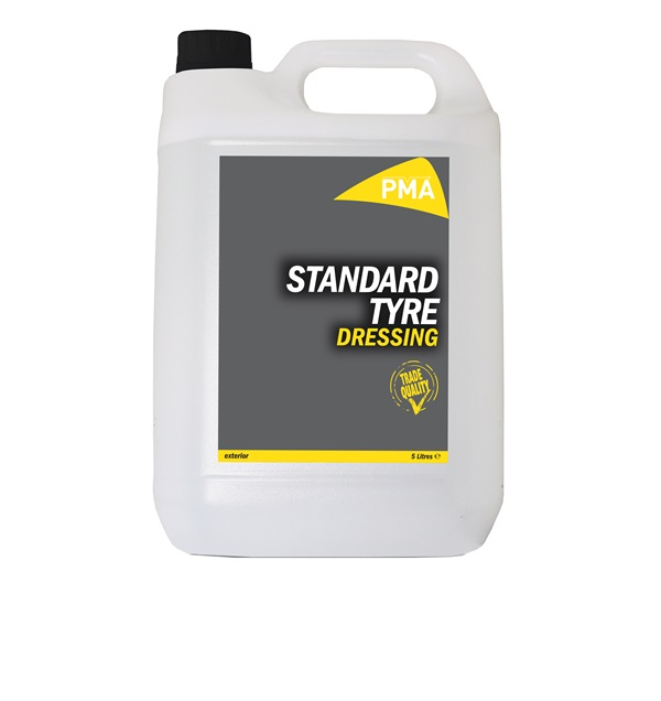 PMA PTYRE5 Car Cleaning Detailing 5 Litre All Performance Tyre Dressing 5 Litre