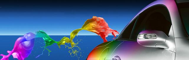 Custom Vehicle 400ml Aerosol Manufactures Paint For Smart Cars