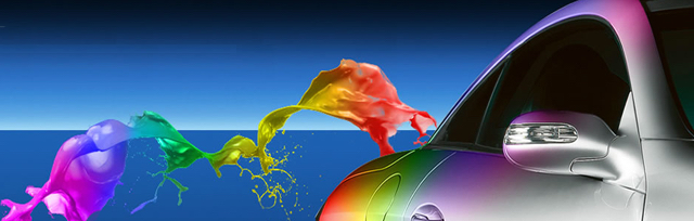 Custom Vehicle 500ml Trade Pot Paint For Smart Cars