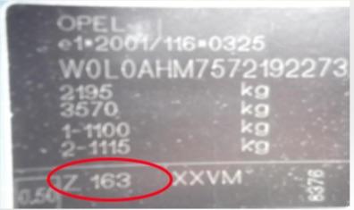 Custom Vehicle 500ml Trade Pot Paint For Vauxhall Cars Thumbnail 2
