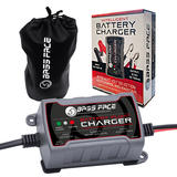 Bassface BFM.1 0.75Amp 6/12v Microprocessor Smart Trickle Car Battery Maintainer