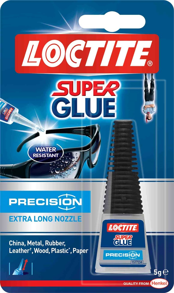 Loctite 1621293 Autmotive Super Glue Precision 5 Grams