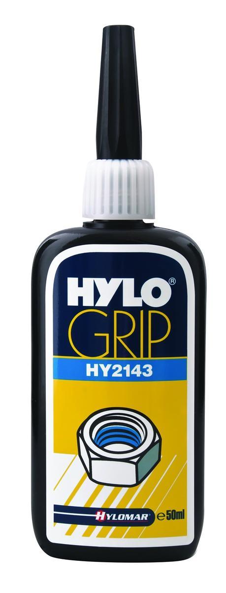 Hylomar F/HY2143/050M Automotive Motoring HY2143 Fast Curing Nut Lock 50ml