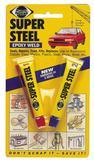 Loctite 638167 Plastic Padding Super Steel Epoxy Weld Adhesive 2 x 25g