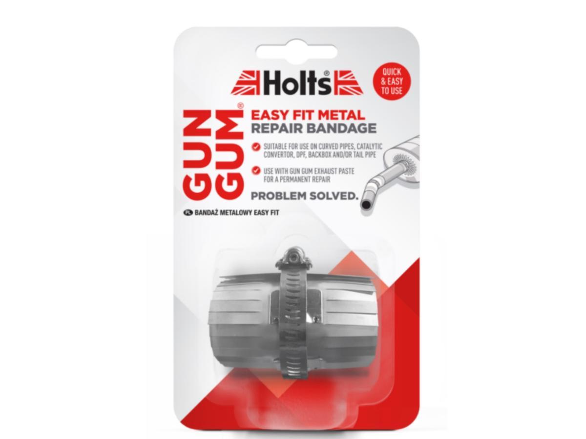Holts HL3R6 Motoring Automotive Gun Gum Easy Fit Repair Exhaust Bandage