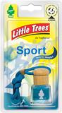 Little Trees LTB007 Car Office Home Bottle Airfreshener Sport Single