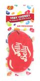 Jelly Baby 15200A 2D Car Office Home Air Freshener Very Cherry Single