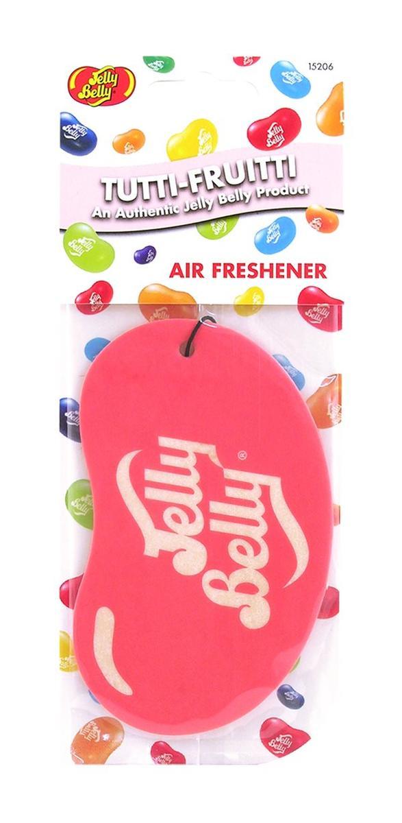 Jelly Baby 15206 2D Car Office Home Air Freshener Tutti-Fruitti Single