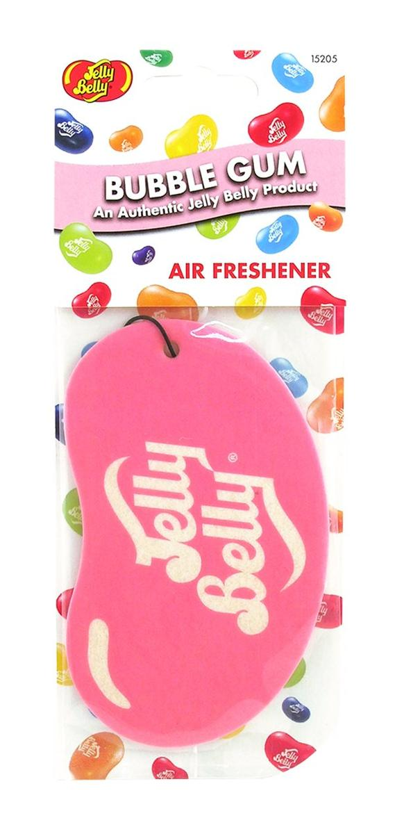 Jelly Baby 15205 2D Car Office Home Air Freshener Bubble Gum Single