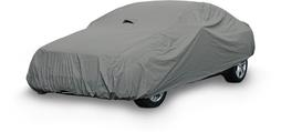 Polco Automotive POLC129 Small 4.5m Medium Waterproof Car Cover With Vents