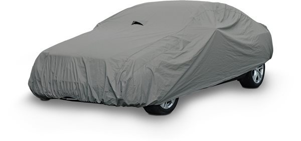 Polco Automotive POLC130 Large 4.9m Meter Waterproof Car Cover With Vents