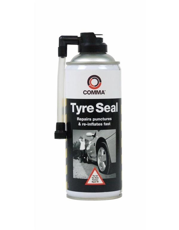 Comma TS400M Autmotive Motoring Quick Repair Slime Tyre Sealant 400ml