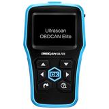 Elite Can ODBII ABS SRS Airbag Fault Diagnosic Reset Tool With DTC Lookup