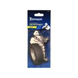 Michelin Man 12391A 2D Car Office Home Air Freshener Noir Single