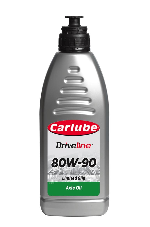 Carlube XLS011 Car Van Automotive 80W-90 Limited Slip Gear Oil 1 Litre