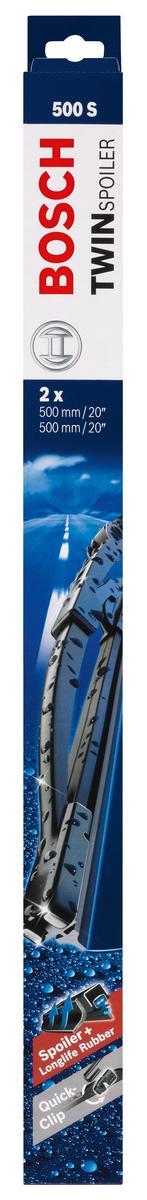 Bosch 539 Automotive Car Van High Quality 650 - 550mm Standard Wiper Blades