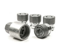 EVO5 369/5 Honda Rover 19mm M12 x 1.5 Locking Wheel Nuts Set of four