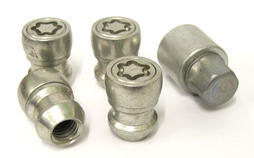 EVO5 492/5 Ford Transit Aftrmarket 19mm M14 x 1.5 Locking Wheel Nuts Set of four