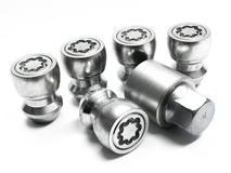 "EVO5 5089/5 Chrysler Jeep 19mm 1-2"" UNFx 0 Locking Wheel Nuts Set of four"