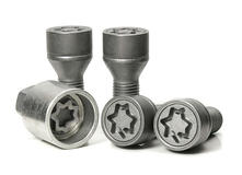 EVO5 581/5 Alfa 17mm M14 x 1.5 Locking Wheel Bolts Set of four