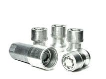 EVO5 771/5 Hyundai 21mm M12 x 1.5 Locking Wheel Nuts Set of four