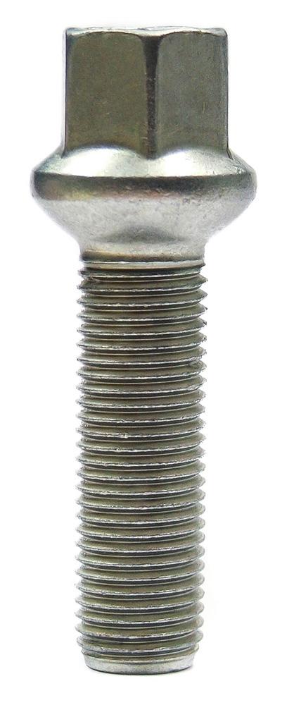 EVO5 BR14545A Mercedes 17mm M14 x 1.5 Replacement Alloy Wheel Bolt x 1
