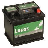 Lucas LP012 Alfa Citreon Peugeot 12v Volt 45Ah 390CCA 012 4 Year Car Battery