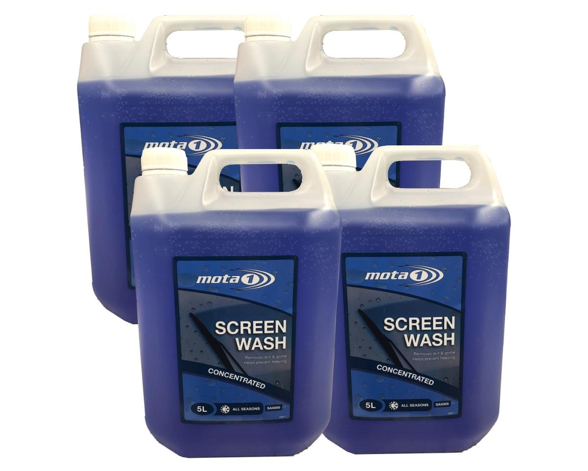 Moto SAX005 20 Litre All Season Screenwash