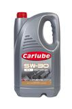 Carlube XCO050 Automotive Car Van 5W30 C1 Low SAPS Engine Oil 5 Litre