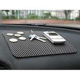 Carpoint CPT0523230 Car Van Non Slip No Glue Magnet Dash Mat 19.5cm x 22cm
