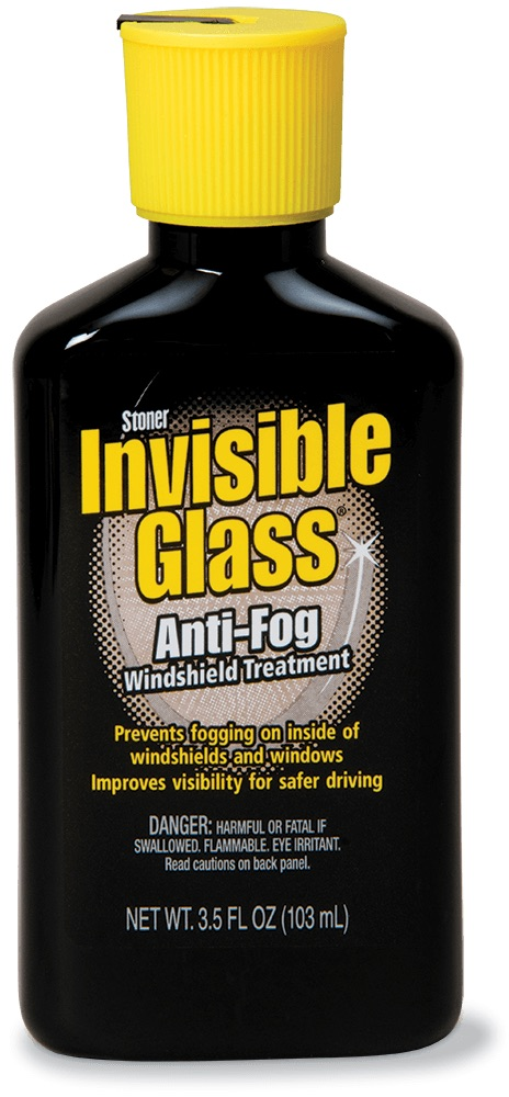 Stoner ST-AFO Invisible Glass Car Crystal Clear Anti Fog Windscreen Cleaner Fluid