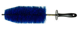 "EZ Detail EZBL 18"" Large Wheel Door Shuts Wells Engine Car Cleaning Brush"