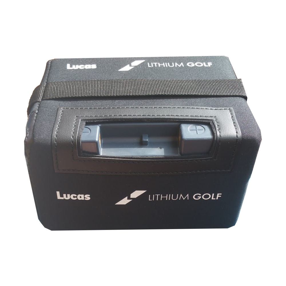 Lucas LLG22 Lithium 16aH 36 Hole Premium Lightweight Golf Caddy Battery