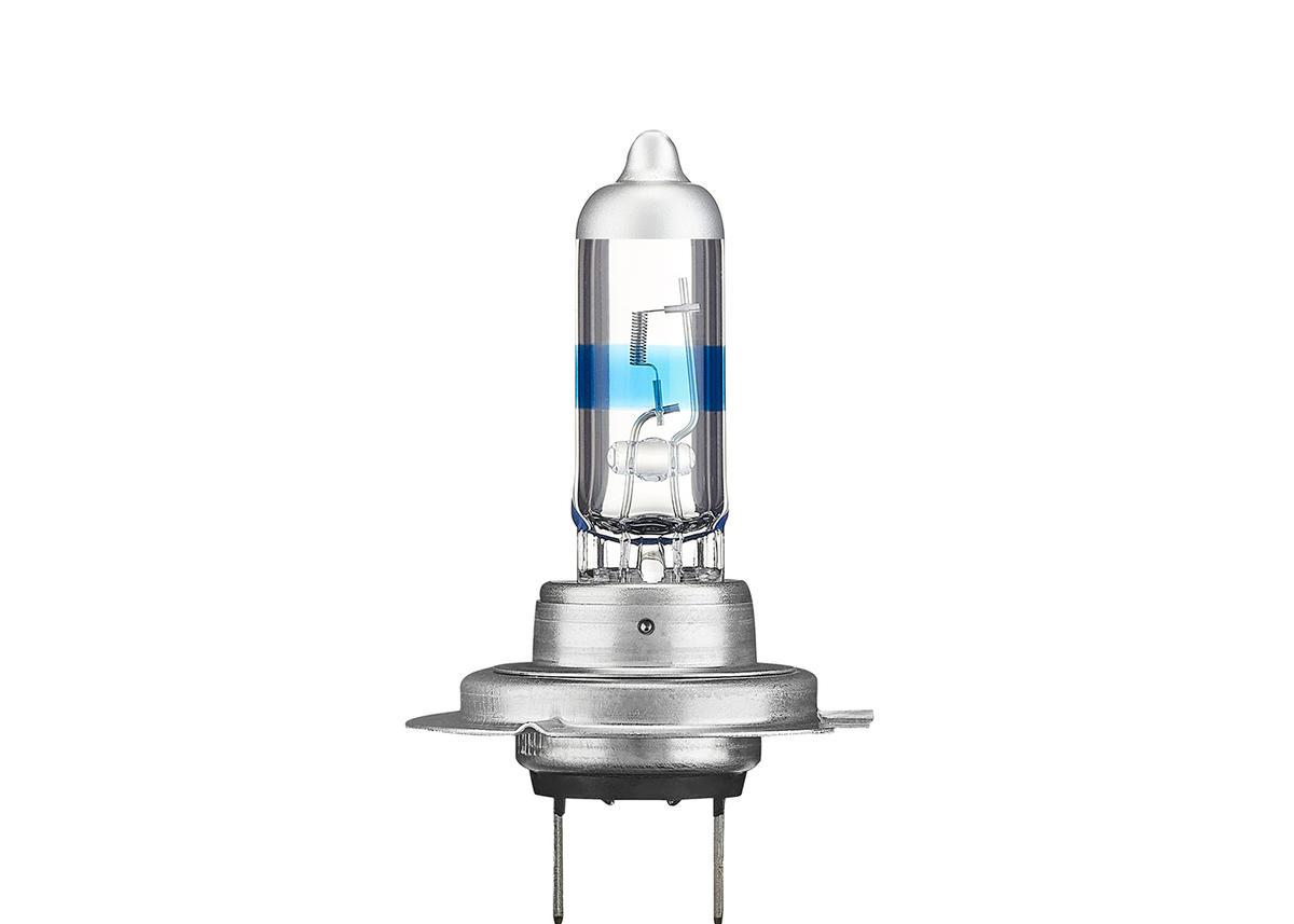 Ring Xenon 12v 55w H7 High Performance LED Look Bright White Halogen Car Bulb