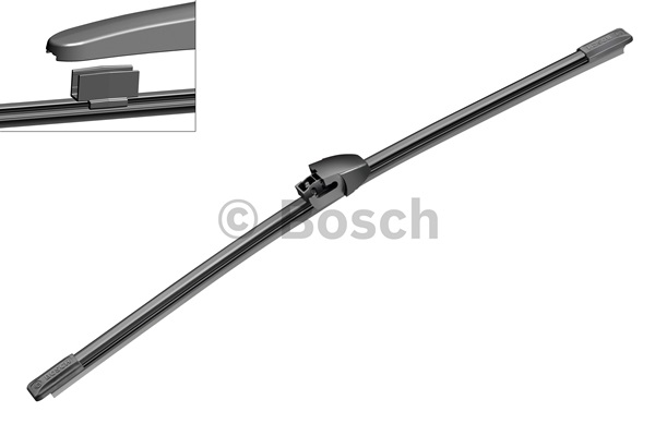 Bosch A400H Automotive Car Van Premium High Quality 406mm Rear Wiper Blade