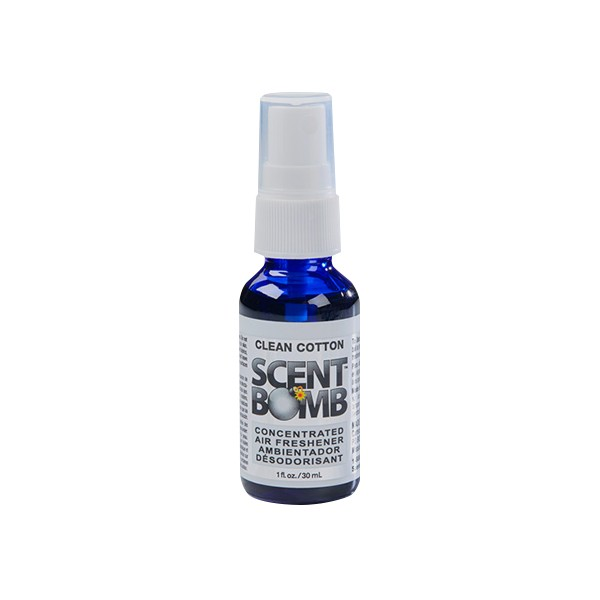 Scent Bomb Long Lasting Clean Cotton Scent Car Office Home Air Freshener 30ml