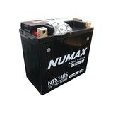 Numax NTS14BS 12v Motorbike Battery APRILLA 1000cc ETV Caponard 1000 YTX14-BS