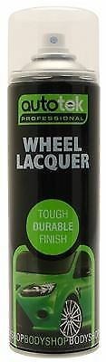 Autotek AT00LAW500 Automotive Alloy Lacquer Primer Spray Aerosol Paint 500ml