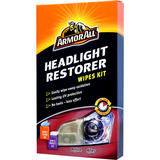 Armor All Car Headlight Headlamp Restorer Restoration & Sealant Wipes Kit