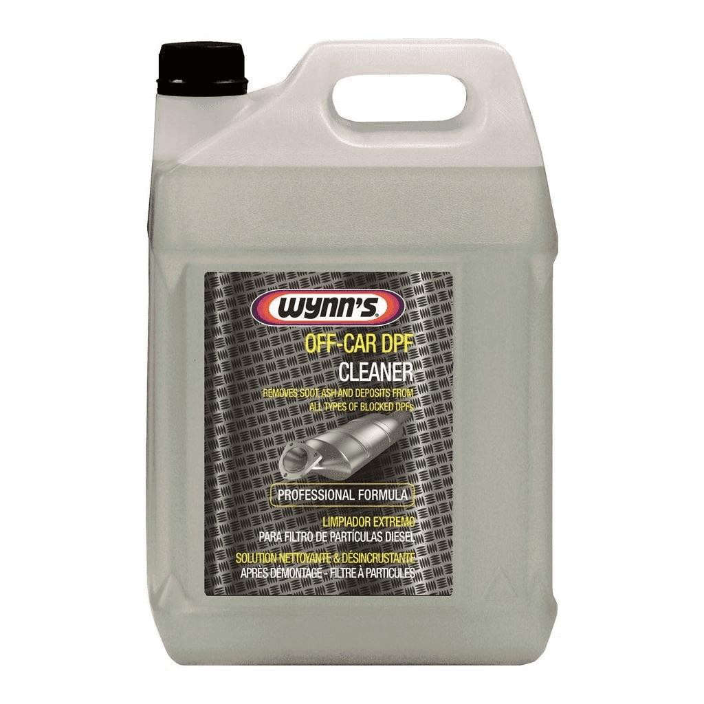 Wynns Diesel Particulate Filter DPF Cleaner Regenerator Ultra Fast 5 Litre