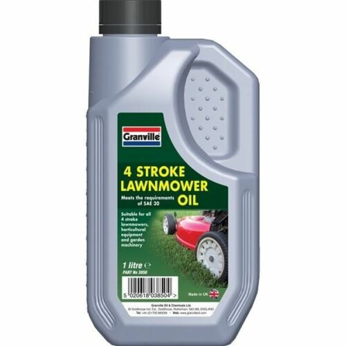 4 Stroke Lawnmower Oil 1l 3850 Granville Genuine Top Quality Product New
