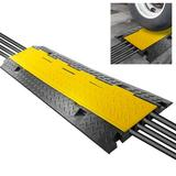 New PCBLCO106 Hassle-Free Cable Protective Cover Ramp, Cord/Wire Protection Track