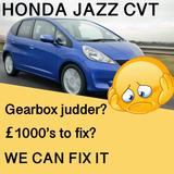 Honda Jazz CTV Gearbox Judder Shaking Knocking Free Repair DIY Fix Double Flush