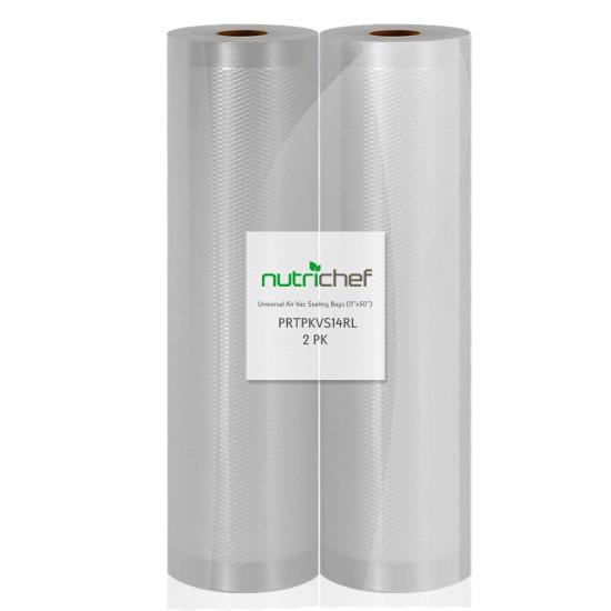 Universal Vacuum Food Preserve Sealer Bags Air Vac Sealing Bags 100? ft
