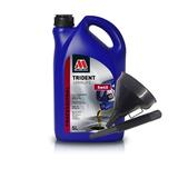 Millers Fully Synthetic 5W40 Petrol Diesel 5 Litre Engine Oil + Funnel