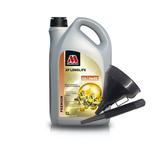 Millers Fully Synthetic C4 5W30 Renault Diesel DPF 5 Litre Engine Oil + Funnel