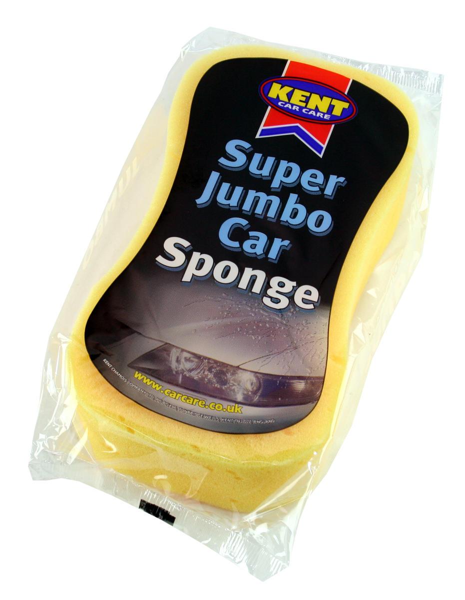 Kent V006  Super Absorbent Car Detailing Jumbo Cleaning Sponge Single
