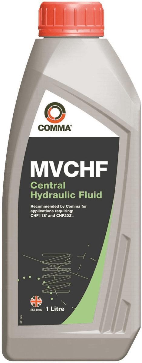 Car Hydraulic Suspension Fluid Comma CHF1L 1 Litre Single