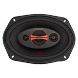 DS18 Car Coaxial Speakers 6x9 180w Watt 4Ohm 3 Way GEN-X6.9 Pair