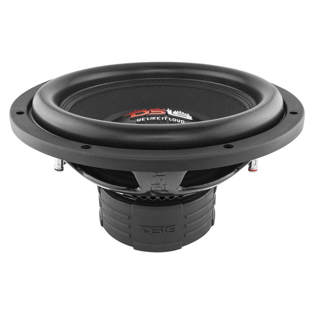 """DS18 Car Audio Subwoofer 12"""" Inch 1400w Watt 4Ohm DVC Dual Voice Coil Z-VX12"""